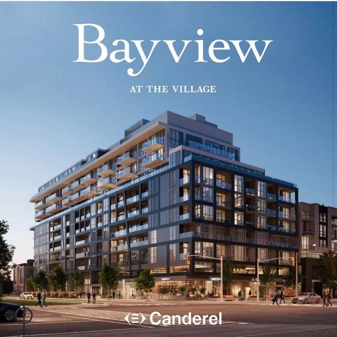 Bayview at The Village condo